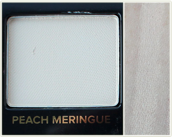 Too Faced Just Peachy Mattes - Peach Meringue