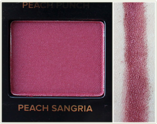 Too Faced Just Peachy Mattes - Peach Sangria