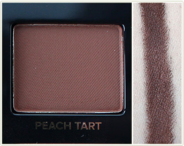 Too Faced Just Peachy Mattes - Peach Tart