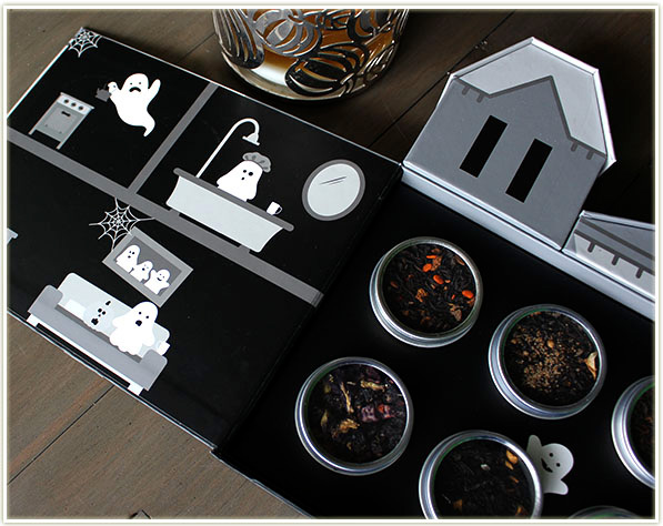 DAVIDsTEA Haunted Mansion Survival Kit