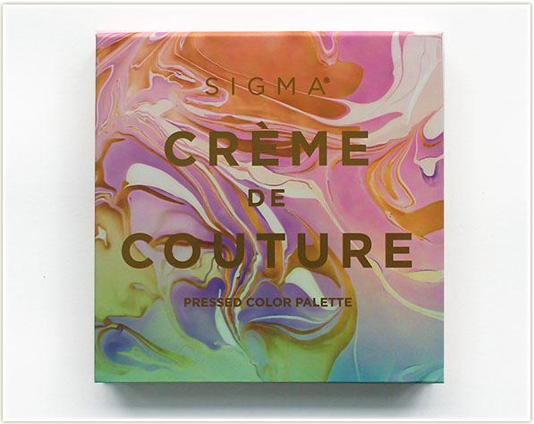 Sigma Creme de Couture