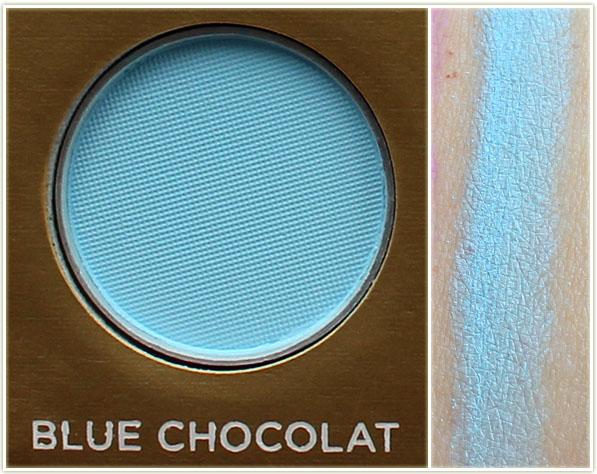 Sigma Creme de Couture - Blue Chocolat