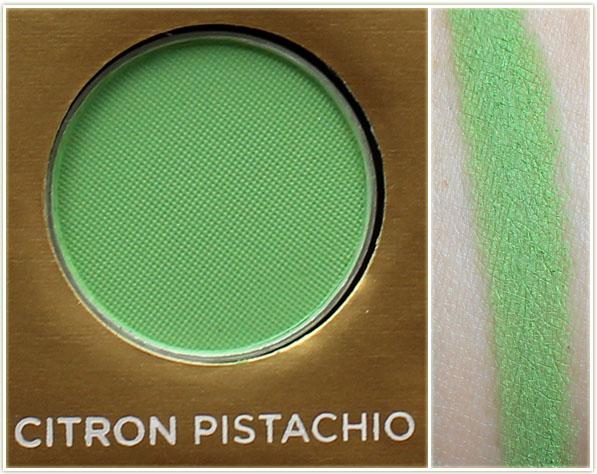 Sigma Creme de Couture - Citron Pistachio