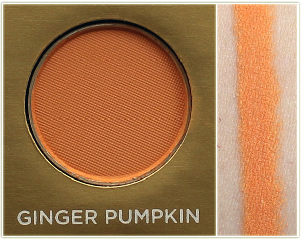 Sigma Creme de Couture - Ginger Pumpkin