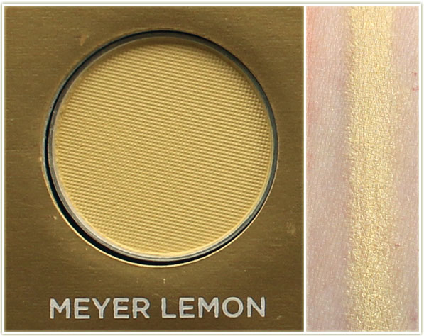 Sigma Creme de Couture - Meyer Lemon