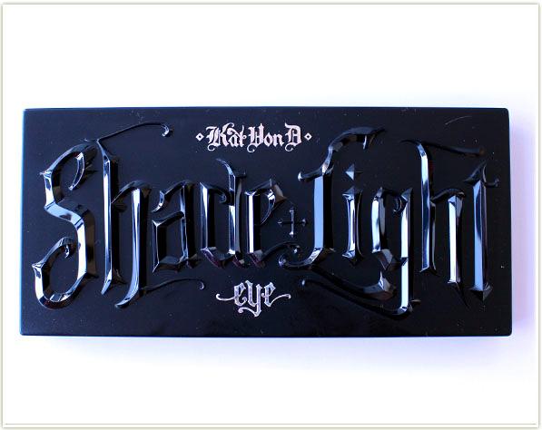 Kat Von D Shade + Light Glimmer Eye Palette