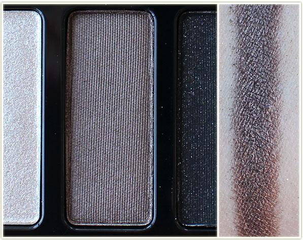 Kat Von D Shade + Light Glimmer Eye Palette - Cinder