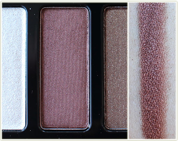 Kat Von D Shade + Light Glimmer Eye Palette - Rust