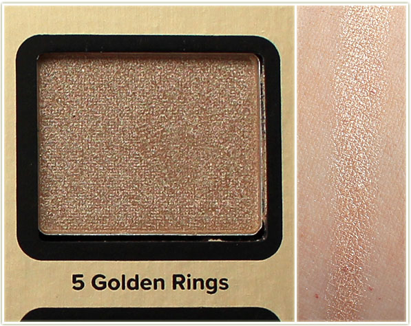 Too Faced - 5 Golden Rings