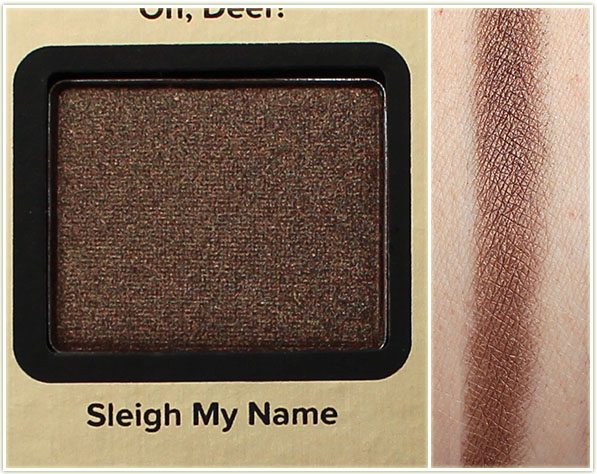 Too Faced - Sleigh My Name