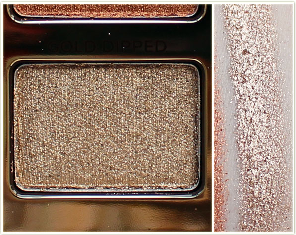 Too Faced - Gold Dipped