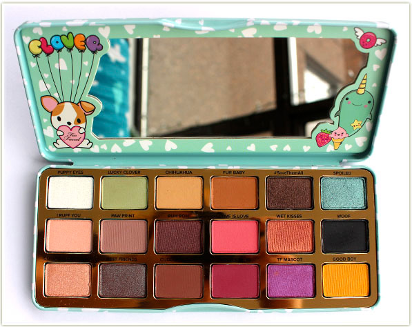 Too Faced - Clover