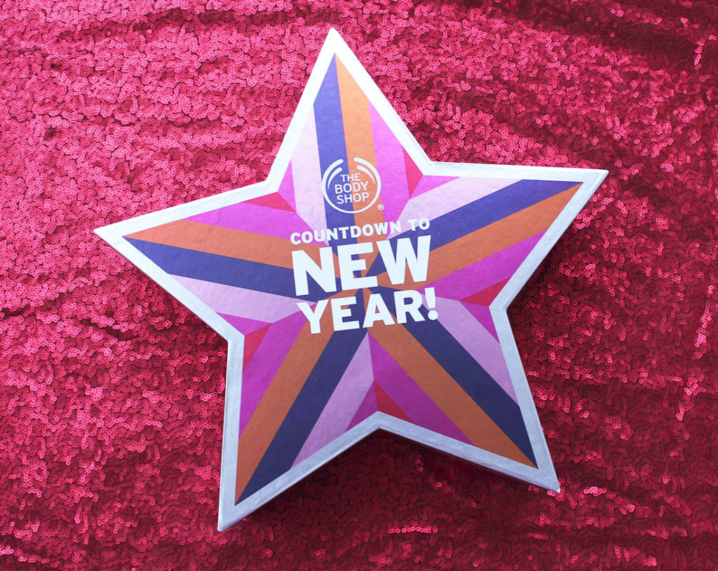 The Body Shop Countdown to New Year! set