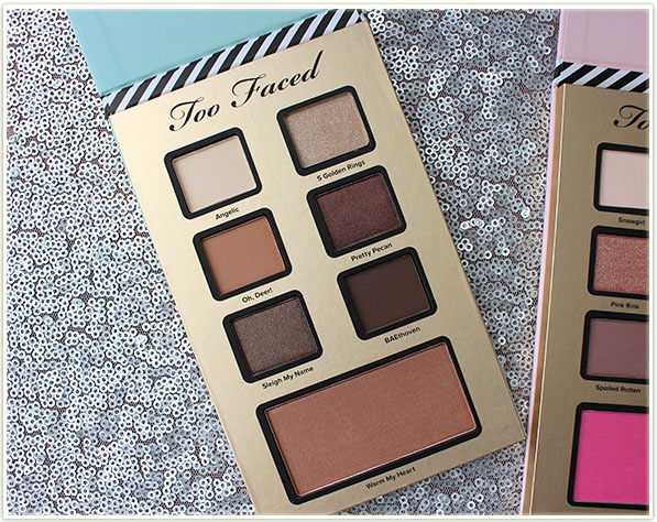 Too Faced Best Year Ever - Natural Beauty
