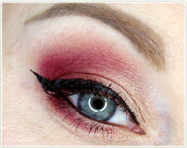 Wet n Wild - Rosé in the Air - eye look