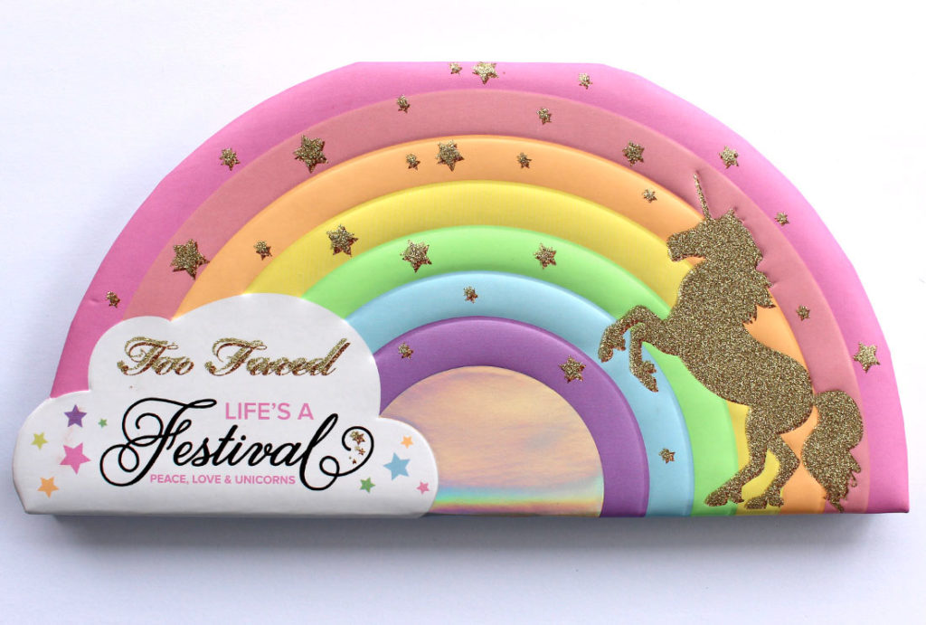 Too Faced Life's A Festival