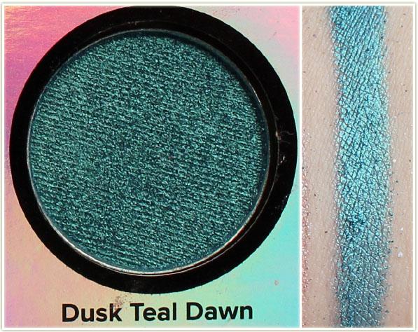Too Faced - Dusk Teal Dawn