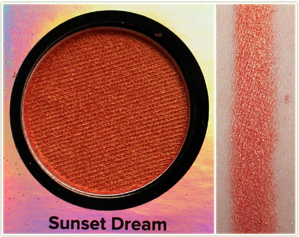 Too Faced - Sunset Dream