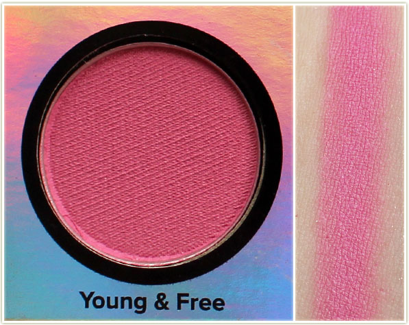 Too Faced - Young & Free