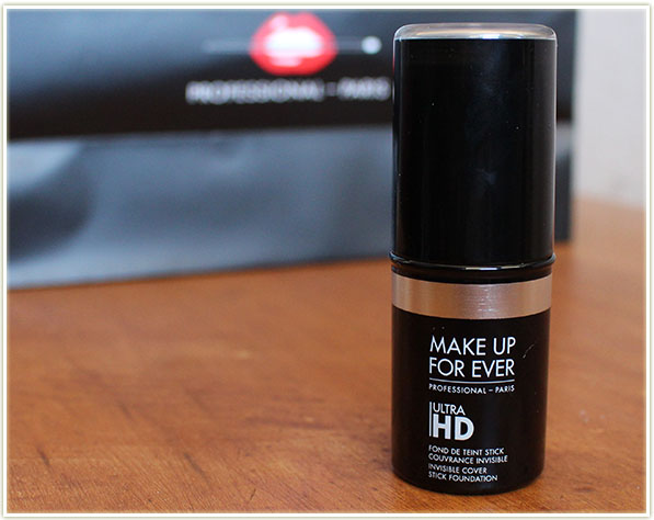 Make Up For Ever UltraHD Invisible Cover Stick Foundation
