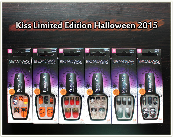 Kiss Limited Edition Halloween 2015 - Makeup Your Mind