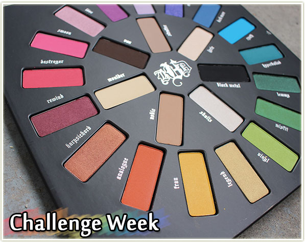Challenge Week Kat Von D Mi Vida Loca Remix Makeup Your Mind