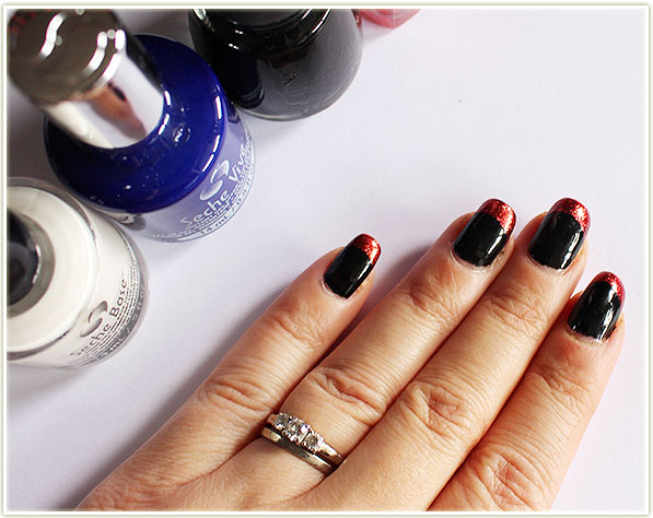Halloween Nails for the Amateurs (aka me) - Makeup Your Mind
