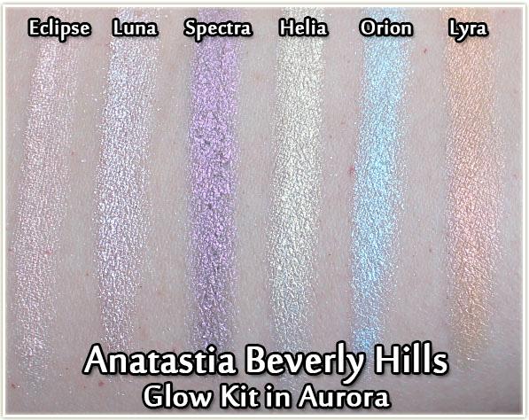 Glow Kit - Aurora  by Anastasia Beverly Hills #15