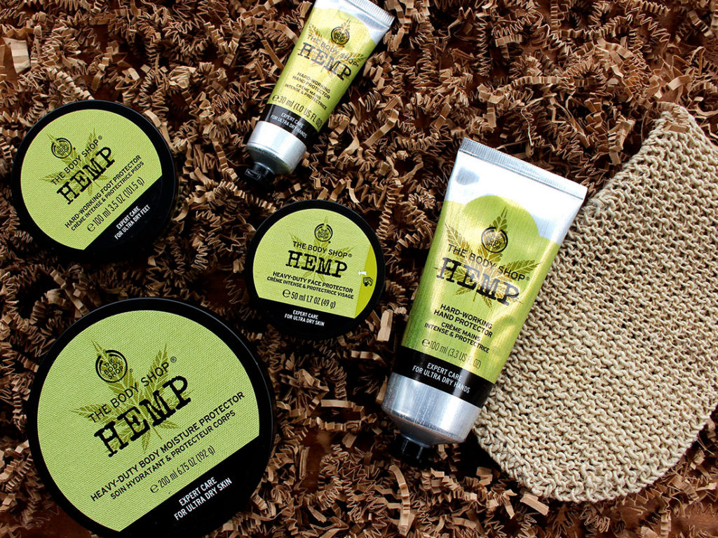 Skincare Saturday The Body Shop S Hemp Collection Turns 20 Makeup Your Mind