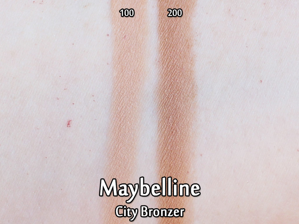City Bronzer & Contour Powder by Maybelline #7